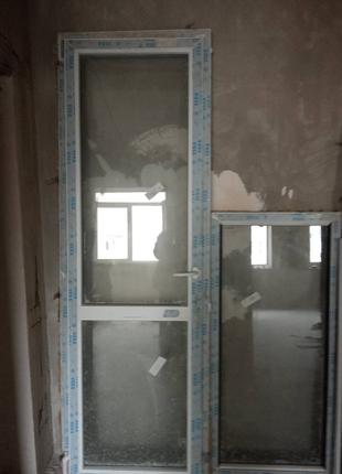 Продажа балконного блока