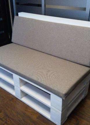 Мебель из поддонов и паллет, стиль лофт!
