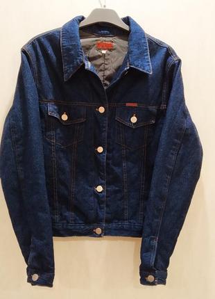 Джинсовая куртка, джинсовый пиджак, джинс, демисизонная куртка.