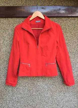 Курточка ветровка женский пиджак