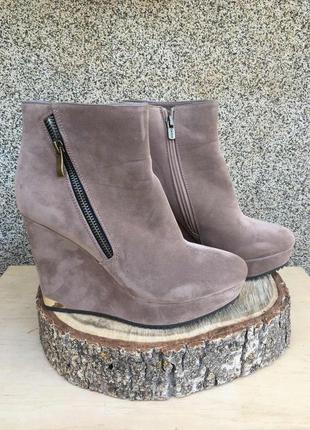 Женские ботинки ботильоны весна-осень