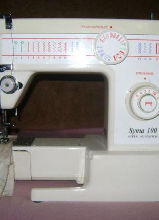Ремонт швейных машин, оверлоков, моторов, заточка ножей.