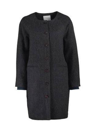 В наличии - пальто с утеплителем евро-зима *selected femme* 36 р.