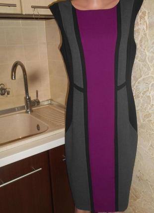 #marks&spencer#базовое платье офис #сарафан по фигуре #