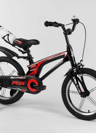 Двухколесный магниевый велосипед 83564, 16 дюймов