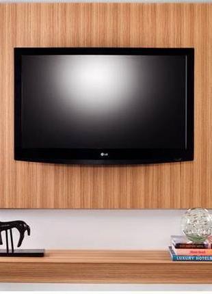Установка ТВ на стену Настройка Smart TV