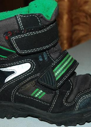 Supefit зимние ботинки 25 размер