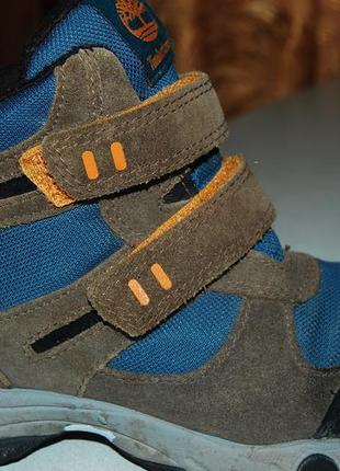 Timberland зимние ботинки 29 размер
