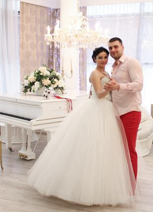 Свадебная фотосессия в городе Харьков.