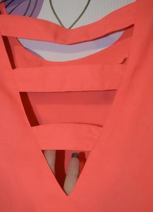 Яркая блуза-майка оверсайз на лето!