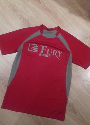 Распродажа! футболка женская спортивная цвет ярче чем на фото