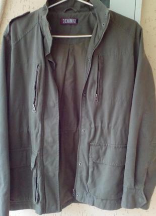 Распродажа! джинсовая куртка женская