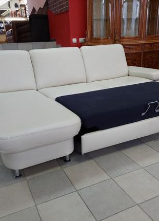Новый кожаный диван угловой диван кожаная мебель мягкая мебель