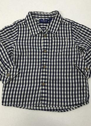 Рубашка tom tailor 74 см