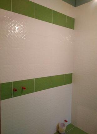 Укладка плитки в ванных комнатах, санузлах, кухнях