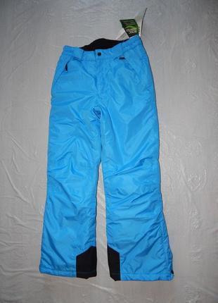 Р. 152 лыжные термо штаны, crane, мембрана tech tex германия