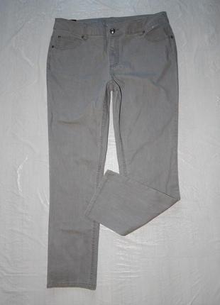 Поб 52-54, укороченные! джинсы скинни yessica by c&a, германия