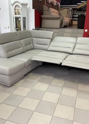 Кожаный угловой диван мягкая мебель мебель из Германии