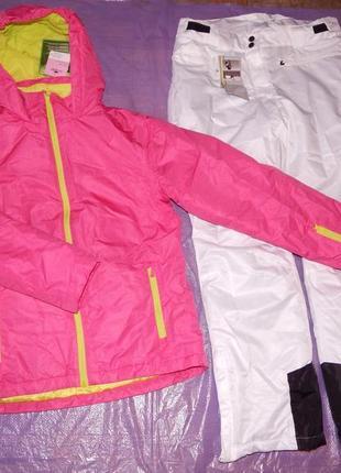 S-m-l, новый лыжный термо костюм crane, куртка и штаны лыжные