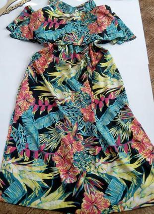 Платье длинное нарядное бюстье в пол вечернее 54 52 размер на ...