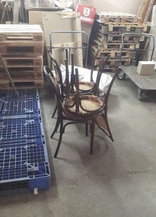 Венские стулья под реставрацию похожи на Thonet