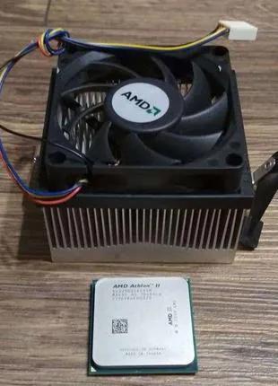 Athlon II X2 250 3.0GHz 2MB sAM3 BOX