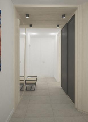 Дизайн интерьера Вашей квартиры, коттеджа, офиса, магазина