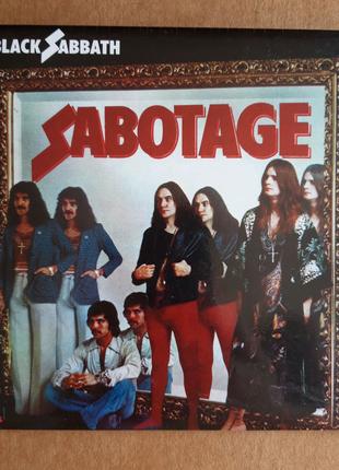 CD Black Sabbath - Sabotage