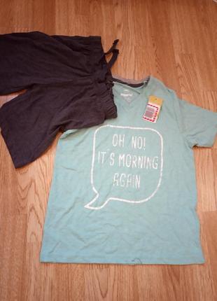 Pepperts пижама костюм футболка шорты