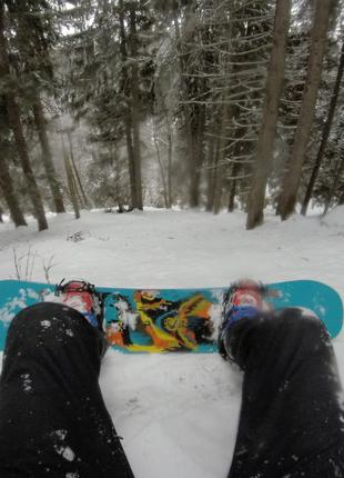 Инструктор по сноуборду в Киеве