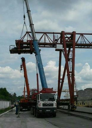 Оренда (послуги) автокрана Grove 80 тонн / Аренда (услуги) авт...