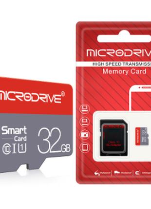 Micro sd 32 гб карты флэш-памяти Мікро