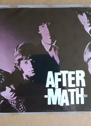 The Rolling Stones - Aftermath UK (1966)