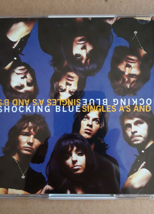 2CD Shocking Blue Singles A's And B's