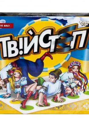 "Напольная игра твистер ""твійстеп"" 0023dt на укр. языке"