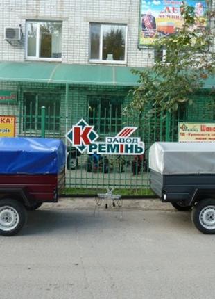 Прицеп ЛЕВ 210 по низким ценам от Завода БЕСПЛАТНАЯ ДОСТАВКА!