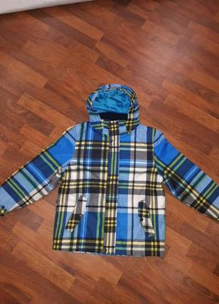 Зимняя термо куртка cunda 140