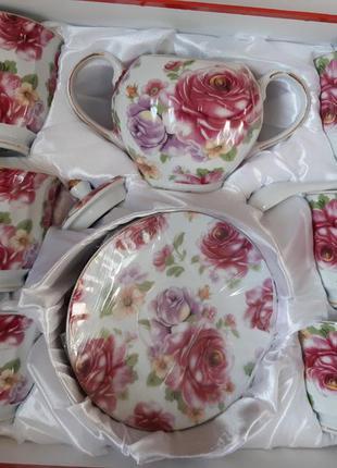 Набор чайный 15 предметов