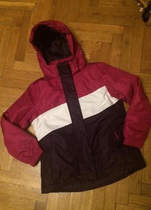 Мембранная лыжная термо куртка  от бренда crivil sports