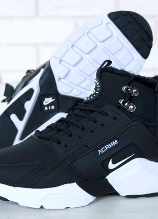 Кроссовки Nike Huarache X Acronym City (На Меху)