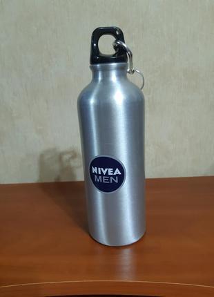 Алюминиевая бутылка для воды