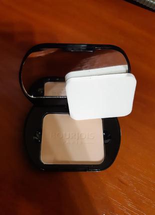 Пудра 52 vanile bourjois silk edition