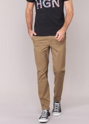 🎁1+1=3 мужские узкие зауженные модные джинсы jack & jones, раз...