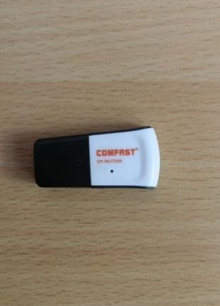 Wi-Fi адаптер Comfast CF-WU720N