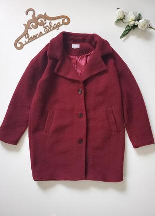 Фирменное пальто maddison, размер 40