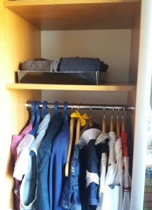 """Порядок в шкафу. """"Разумный гардероб"""""""