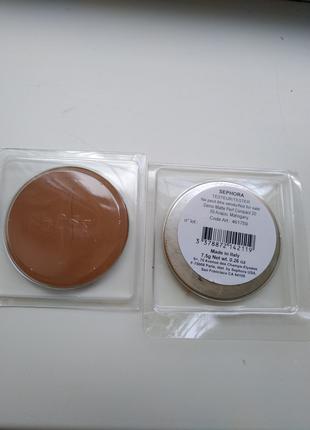 Компактная матирующая пудра Sephora Matte Perfection Powder / Tes