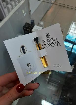 Пробники / духи / парфюм / парфуми жіночі donna trussardi !!