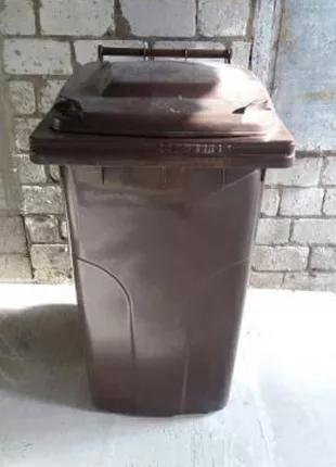 Эко Контейнер для мусора, объем 240 л. .