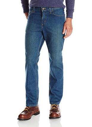 Джинсы carhartt elton jeans  traditional fit оригинал из сша